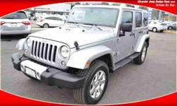 2014 Jeep Wrangler Unlimited SAHA