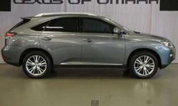 2014 Lexus RX 350 AWD,GR8 OPTIONS ! 1 OWNER TRADE