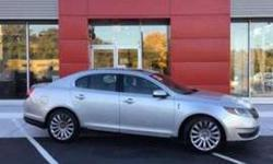 2014 Lincoln MKS Base AWD 4dr Sedan