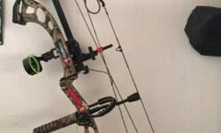 2014 Model PSE Surge Right-Hand Compound Bow