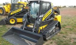 2014 New Holland C232 Loader