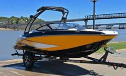 2014 Scarab 195 Impulse Wake High Output