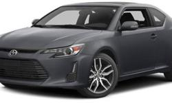 2014 Scion tC 2dr HB Man