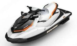 2014 Sea-doo GTI 130 + Trailer