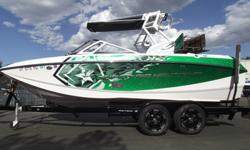 2014 Super Air Nautique G21 with PCM 550