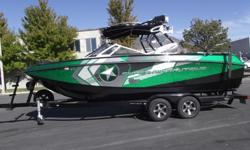2014 Super Air Nautique G23 with 550