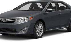 2014 Toyota Camry 4dr Sdn V6 Auto XLE