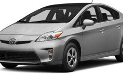 2014 Toyota Prius 5dr HB Five