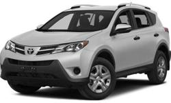 2014 Toyota RAV4 AWD 4dr Limited