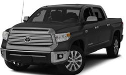 2014 Toyota Tundra CrewMax 5.7L V8 6-Spd AT LTD
