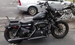 2014 used Harley Davidson Iron883