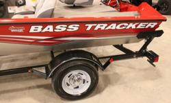 2015 Bass Tracker 175, amazing brand new boat