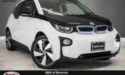 2015 BMW i3-Series RANGE