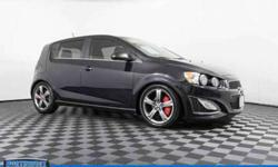 2015 Chevrolet Sonic RS FWD