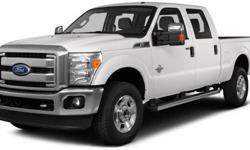 2015 Ford Super Duty F-350 SRW Lariat