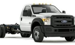 2015 Ford Super Duty F-450 DRW 2WD DRW