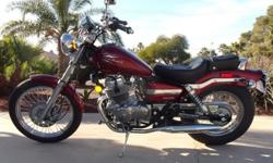2015 Honda Rebel 250 brand new Candy Red