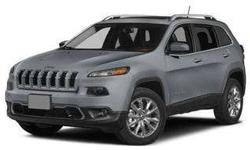 2015 Jeep Cherokee LIMITED EDITION