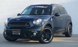 2015 MINI Cooper Countryman S CERTIFIED PRE-OWNED w/Sport