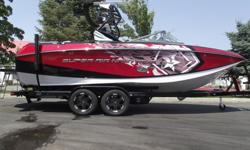2015 - Nautique Boats - Super Air Nautique G23 with 550