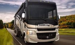 2015 Tiffin Allegro 36LA Bath & Half