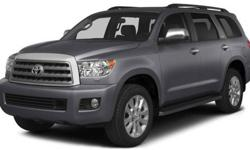 2015 Toyota Sequoia 4WD 5.7L Limited
