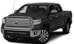 2015 Toyota Tundra CrewMax 5.7L V8 6-Spd AT LTD