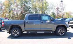 2015 Toyota Tundra CrewMax 5.7L V8 6-Spd AT SR5
