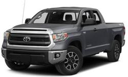 2015 Toyota Tundra Double Cab 5.7L V8 6-Spd AT LTD