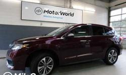 2016 Acura RDX AWD w/Advance Package