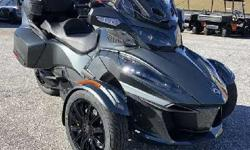 2016 Can-Am Spyder RT Limited Dark