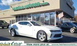 2016 Chevrolet Camaro 1LT Auto Alloys Backup Camera