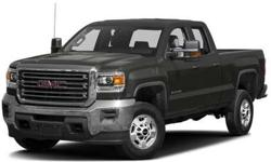 2016 GMC Sierra 2500HD W/T