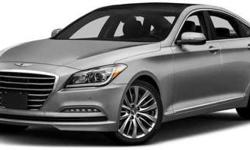 2016 Hyundai Genesis Signature Package