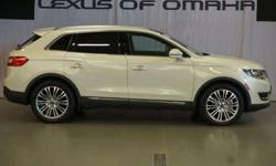 2016 Lincoln MKX AWD RESERVE,NEW LEXUS TRADE,SEE OPT