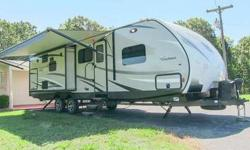 2017 Coachmen Freedom Express 322RLDS Liberty Edition travel