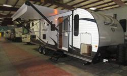 2017 Conquest 274QB travel trailer pull behind rv camper