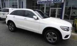 2018 Mercedes-Benz GLC GLC 300 4MATIC SUV