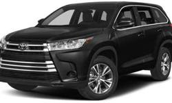 2018 Toyota Highlander LE Plus V6 AWD