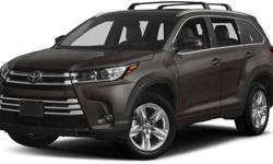 2018 Toyota Highlander Limited Platinum V6 AWD