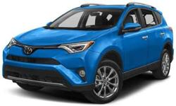 2018 Toyota RAV4 Limited AWD