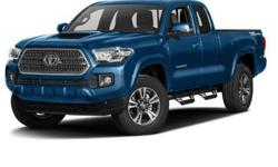 2018 Toyota Tacoma TRD Sport Access Cab 6' Bed V6 4x4 AT
