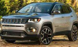 2019 Jeep Compass ALTITUDE EDITION