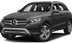 2019 Mercedes-Benz GLC GLC 300 4MATIC SUV