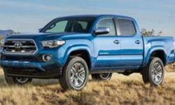 2019 Toyota Tacoma SR Double Cab 5' Bed V6 AT