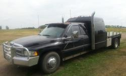 $20,000 1999 Dodge 3500 Dually Quad Cab