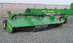$20,000 2002 John Deere 956 Mower Conditioner
