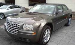 $20,000 2010 Chrysler 300 Touring Signature Sedan 4D