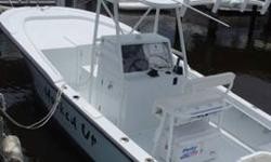 $20,000 2010 Custom Rebuild 24' Center Console Fisherman