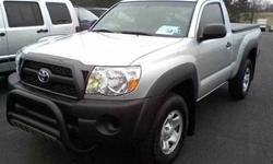 $20,000 2011 Toyota Tacoma Regular Cab Pickup 2D 6 ft